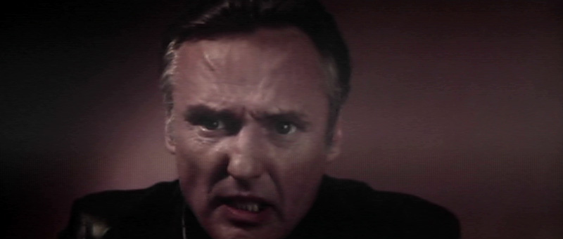 Dennis Hopper as Frank Booth in Blue Velvet